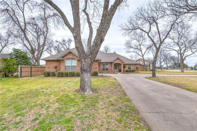 4412 Cimmaron Trail, Granbury, TX 76049 (MLS #14039993) :: The Rhodes Team