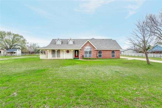 445 Mobile Drive, Copper Canyon, TX 75077 (MLS #14040186) :: Baldree Home Team
