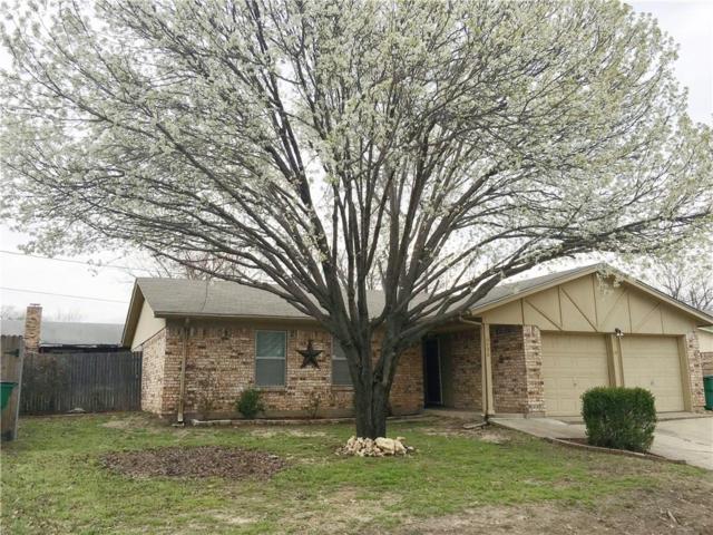 6408 Melinda Court, Watauga, TX 76148 (MLS #14040240) :: The Good Home Team