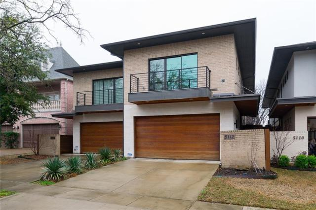 5112 Vickery Boulevard, Dallas, TX 75206 (MLS #14040799) :: RE/MAX Town & Country