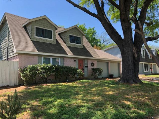 4228 Tynes Circle, Garland, TX 75042 (MLS #14041898) :: The Hornburg Real Estate Group