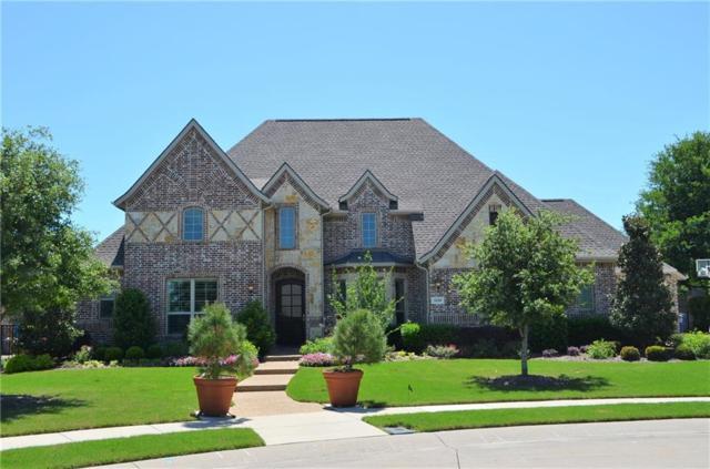 2420 Sunny Knoll Circle, Prosper, TX 75078 (MLS #14043055) :: Roberts Real Estate Group