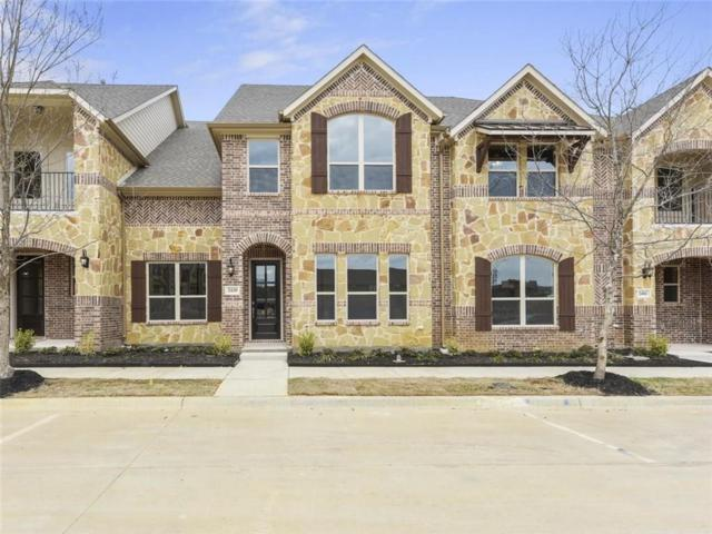 2420 Belvedere Lane, Flower Mound, TX 75028 (MLS #14043197) :: Real Estate By Design