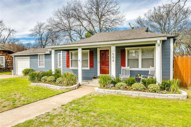 504 Country Club Road, Cleburne, TX 76033 (MLS #14043747) :: Robbins Real Estate Group