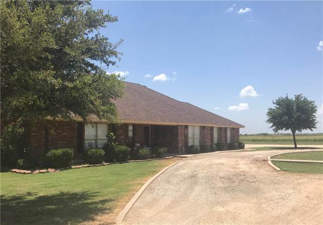 2325 Avenue Q, Anson, TX 79501 (MLS #14043882) :: The Paula Jones Team | RE/MAX of Abilene