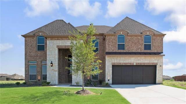 1140 Red Hawk Lane, Forney, TX 75126 (MLS #14044462) :: RE/MAX Landmark