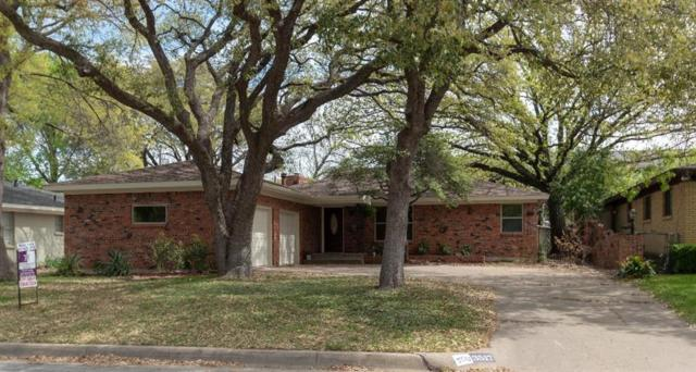 3517 Jeanette Drive, Fort Worth, TX 76109 (MLS #14044470) :: The Mitchell Group