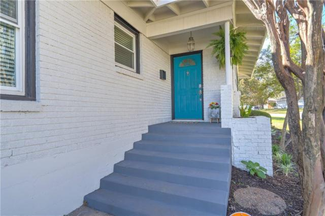 3801 Piedmont Road, Fort Worth, TX 76116 (MLS #14045554) :: The Heyl Group at Keller Williams