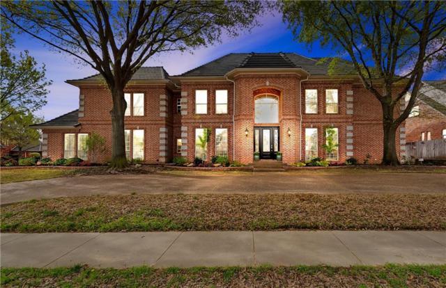 2309 Woodmoor Lane, Colleyville, TX 76034 (MLS #14047129) :: The Tierny Jordan Network