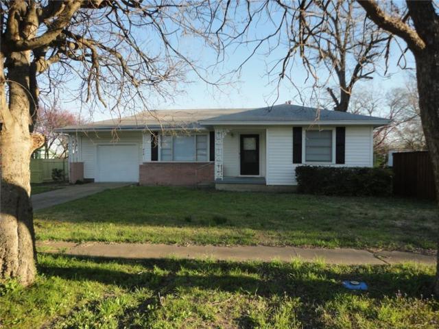 414 W Locust Street, Whitewright, TX 75491 (MLS #14047513) :: Baldree Home Team