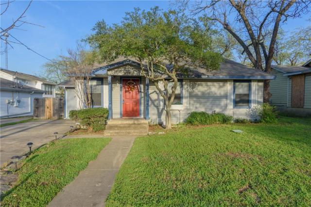 2710 Bolivar Street, Denton, TX 76201 (MLS #14047581) :: RE/MAX Town & Country