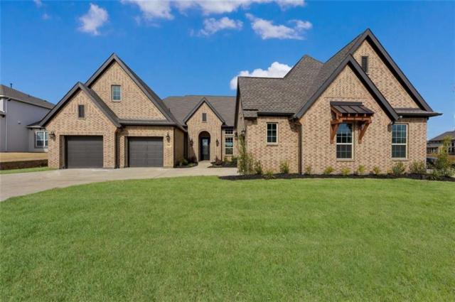 2250 Fossett Drive, Flower Mound, TX 75028 (MLS #14051171) :: Real Estate By Design