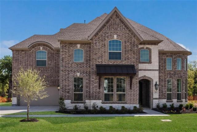 1604 Earhart Lane, Flower Mound, TX 75028 (MLS #14051179) :: Real Estate By Design