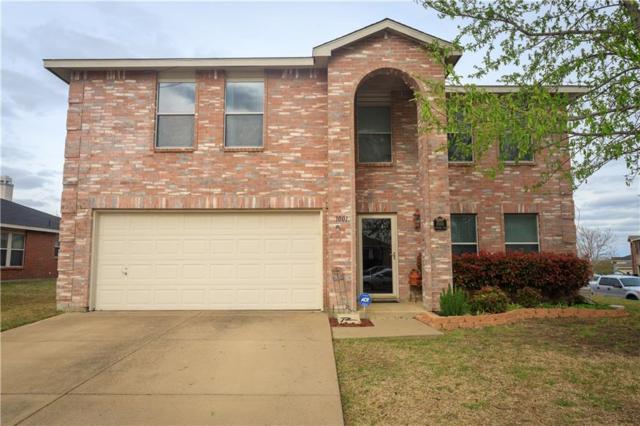 1001 Dunkirk Lane, Arlington, TX 76017 (MLS #14055176) :: The Hornburg Real Estate Group