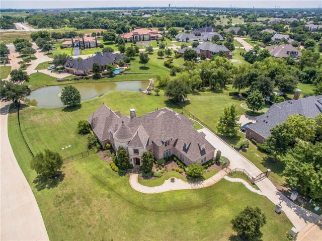 5102 Willow Point Circle, Parker, TX 75002 (MLS #14055259) :: Real Estate By Design