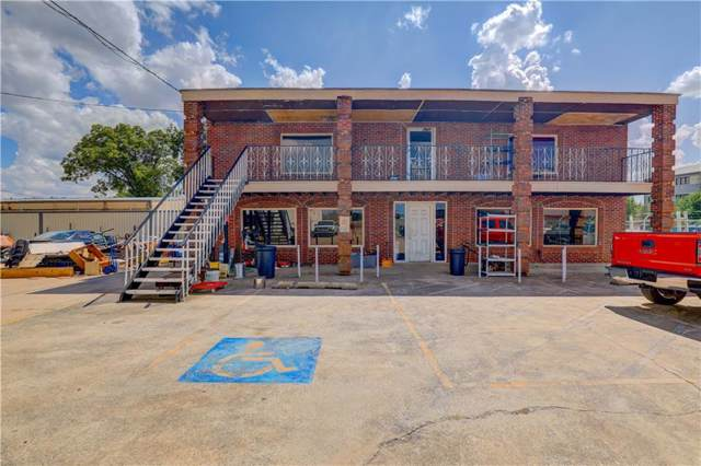205 SW 16th Street, Grand Prairie, TX 75051 (MLS #14055430) :: The Tierny Jordan Network