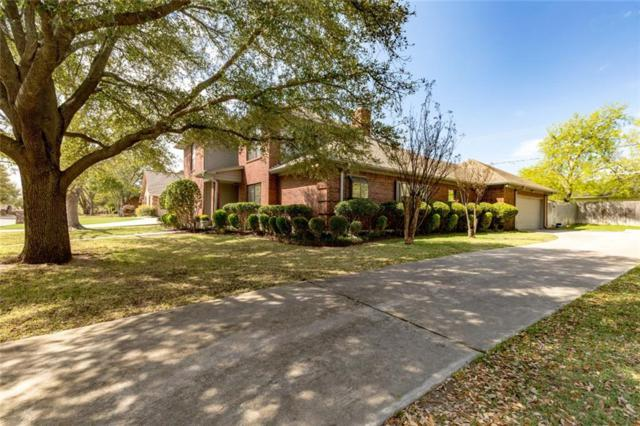 3900 Snow Creek Drive, Fort Worth, TX 76008 (MLS #14056274) :: RE/MAX Town & Country