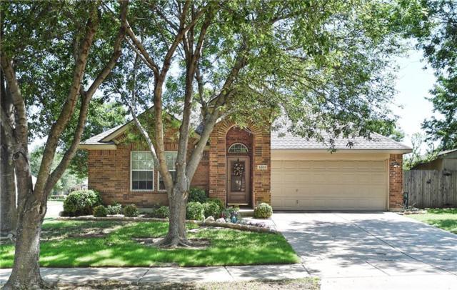 5901 Meadowglen Drive, Denton, TX 76226 (MLS #14056617) :: Real Estate By Design