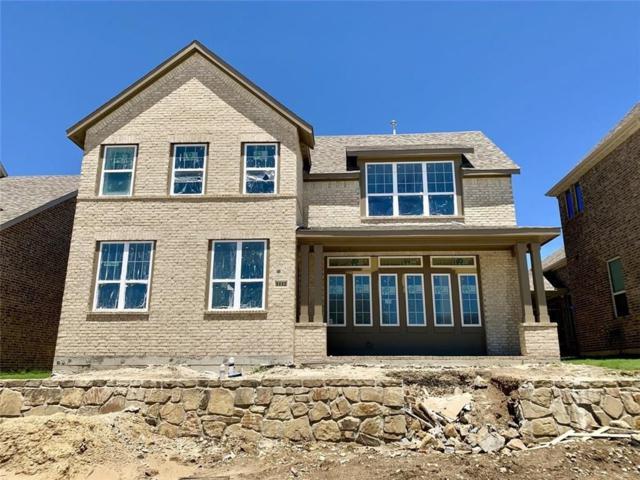 1112 Sewanee Drive, Allen, TX 75013 (MLS #14056798) :: The Hornburg Real Estate Group