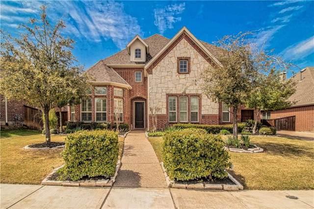 512 Reata Road, Keller, TX 76248 (MLS #14056945) :: Hargrove Realty Group