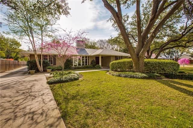 11404 Royalshire Drive, Dallas, TX 75230 (MLS #14057449) :: Robbins Real Estate Group