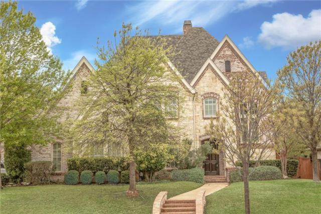 6624 Whittier Lane, Colleyville, TX 76034 (MLS #14058145) :: The Tierny Jordan Network