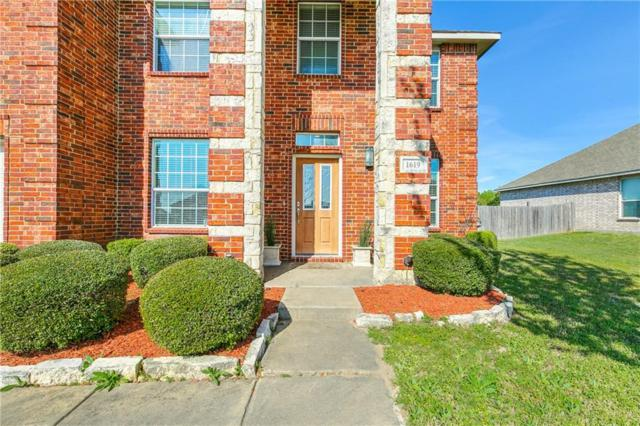 1619 Willow Lane, Cedar Hill, TX 75104 (MLS #14062547) :: Baldree Home Team