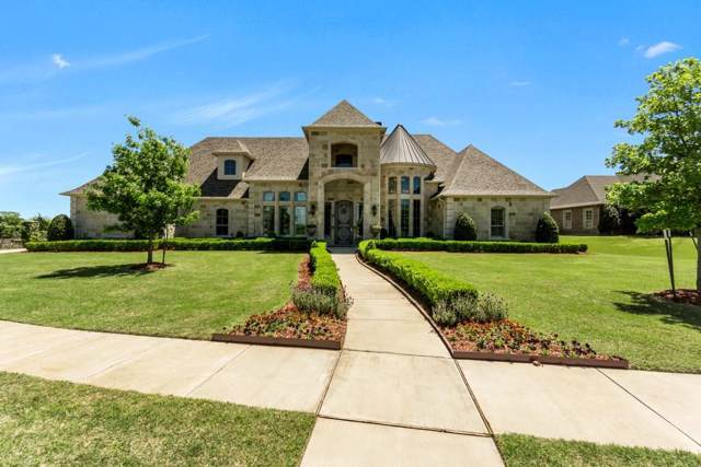 161 Old Vineyard Lane, Heath, TX 75032 (MLS #14062731) :: The Mitchell Group