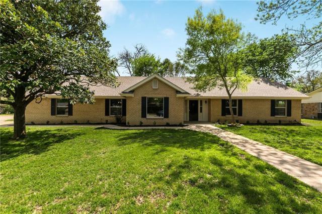 6001 Wedgmont Circle N, Fort Worth, TX 76133 (MLS #14063171) :: The Tierny Jordan Network