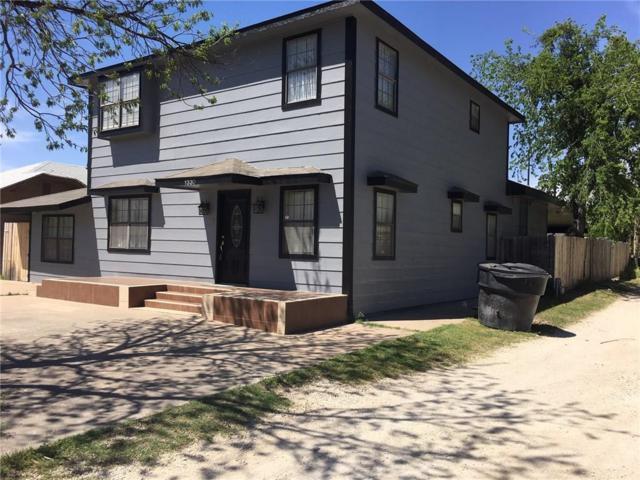1330 N 12th Street, Abilene, TX 79601 (MLS #14063742) :: Kimberly Davis & Associates
