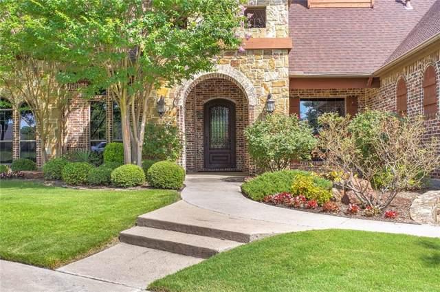 8351 Deerwood Forest Drive, Benbrook, TX 76126 (MLS #14063784) :: The Heyl Group at Keller Williams