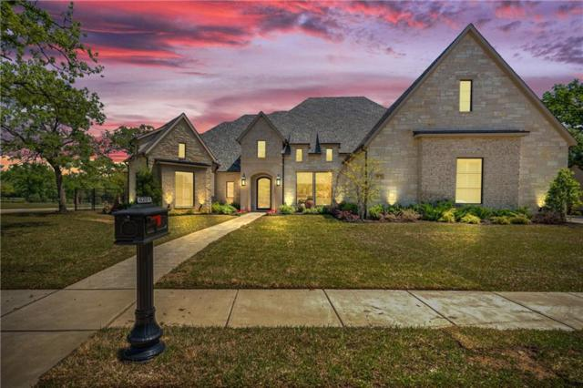 6201 Ridgewood Lane, Colleyville, TX 76034 (MLS #14063826) :: The Tierny Jordan Network