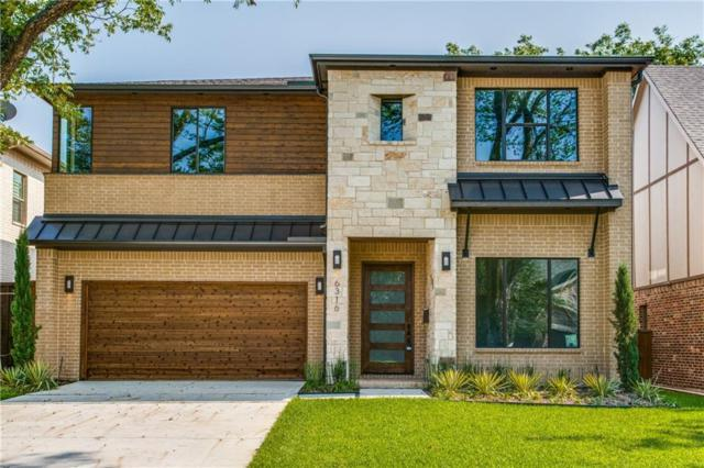 6316 Palo Pinto Avenue, Dallas, TX 75214 (MLS #14063852) :: The Mitchell Group