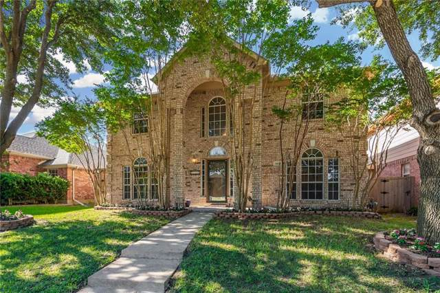 2801 Vail Drive, Mckinney, TX 75070 (MLS #14067842) :: The Good Home Team
