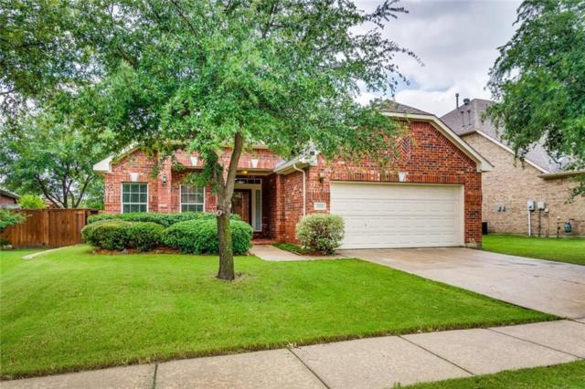 8255 Robertson Drive, Frisco, TX 75036 (MLS #14067986) :: RE/MAX Town & Country