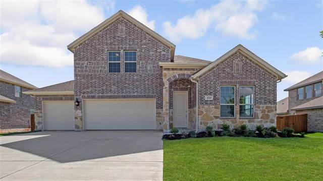 325 Bitterroot Court, Forney, TX 75126 (MLS #14068183) :: RE/MAX Landmark