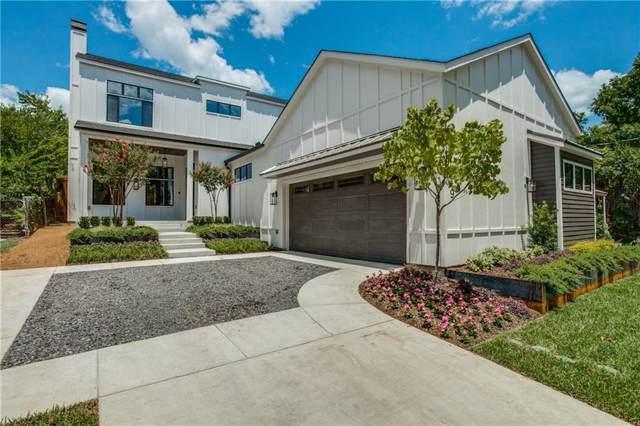 8919 Groveland Drive, Dallas, TX 75218 (MLS #14068654) :: Robbins Real Estate Group