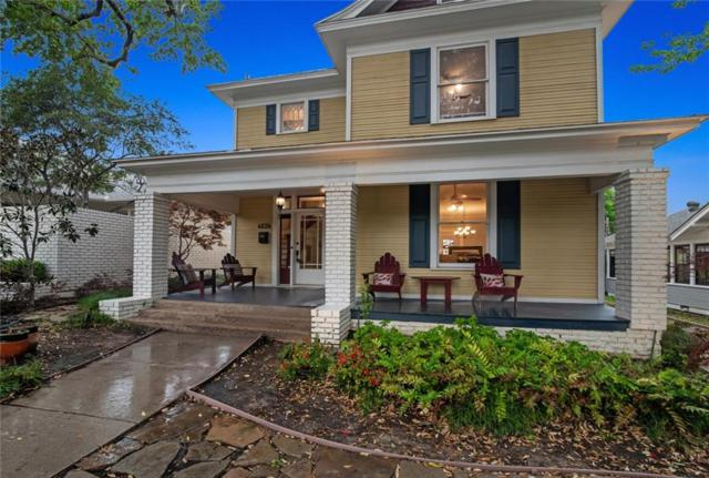 4624 El Campo Avenue, Fort Worth, TX 76107 (MLS #14068725) :: The Mitchell Group