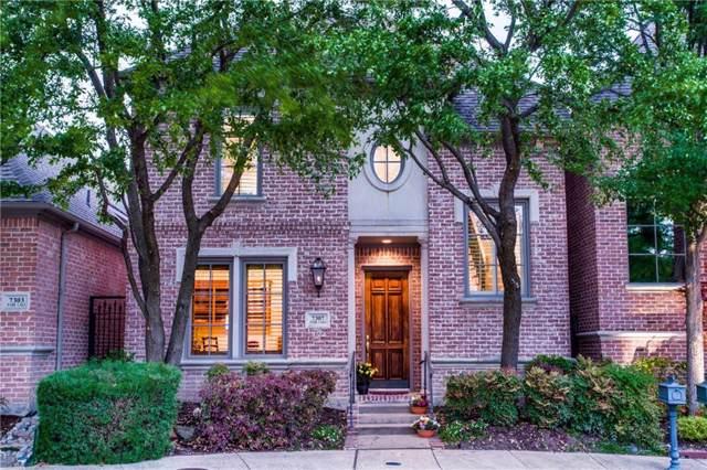 7307 Park Lake Drive, Dallas, TX 75230 (MLS #14069534) :: Robbins Real Estate Group