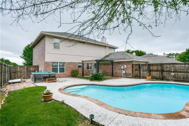 1313 Lombardy Way, Allen, TX 75002 (MLS #14070067) :: The Good Home Team