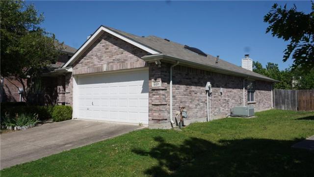 507 Tumbleweed Drive, Forney, TX 75126 (MLS #14071141) :: The Tierny Jordan Network