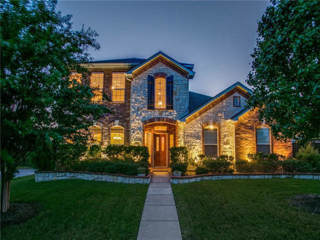 711 Tuskegee Drive, Wylie, TX 75098 (MLS #14073110) :: The Mitchell Group