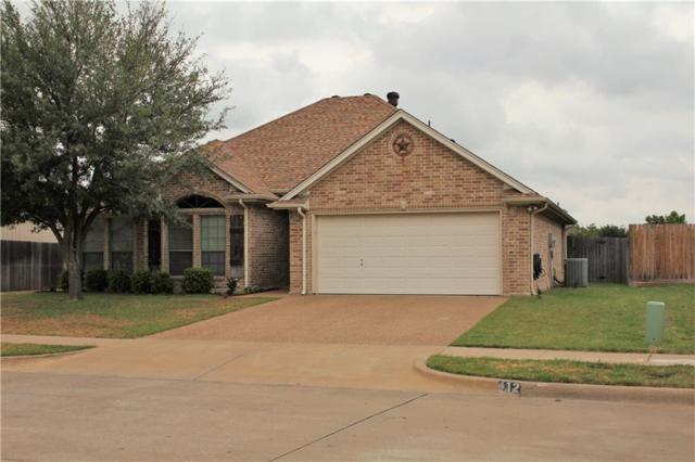 412 Nottingham Court, Saginaw, TX 76179 (MLS #14073653) :: The Real Estate Station
