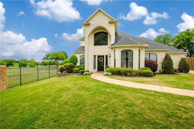 5501 Greenview Court, North Richland Hills, TX 76148 (MLS #14073908) :: RE/MAX Town & Country