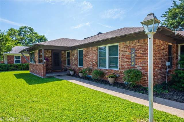 3979 Clover Lane, Dallas, TX 75220 (MLS #14074059) :: The Real Estate Station