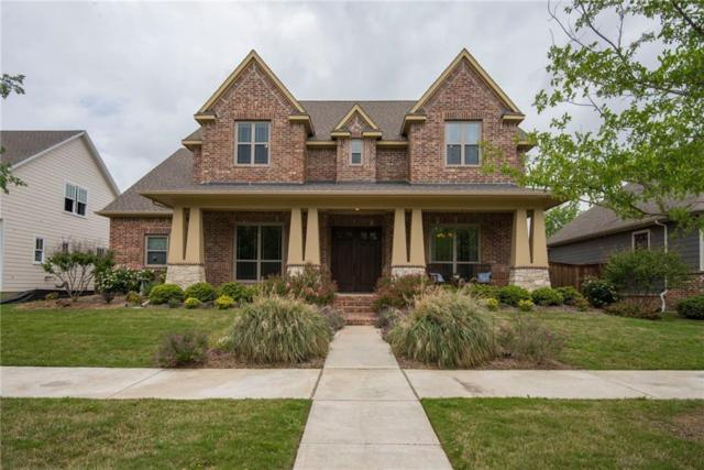 5805 Lake Way, North Richland Hills, TX 76180 (MLS #14074263) :: The Hornburg Real Estate Group
