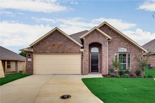 1814 Silver Oak Drive, Gainesville, TX 76240 (MLS #14074919) :: The Real Estate Station