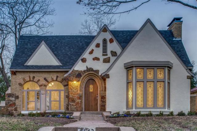 6642 Lakeshore Drive, Dallas, TX 75214 (MLS #14075004) :: Robbins Real Estate Group