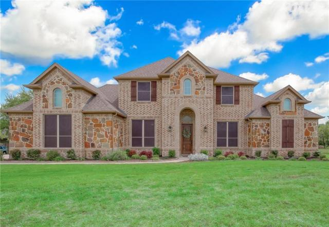 640 Prairie Timber Road, Burleson, TX 76028 (MLS #14076336) :: RE/MAX Town & Country