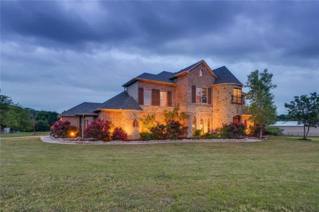 496 Hilltop Drive, Decatur, TX 76234 (MLS #14077372) :: RE/MAX Town & Country